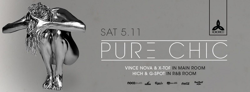 Flyer Pure chic