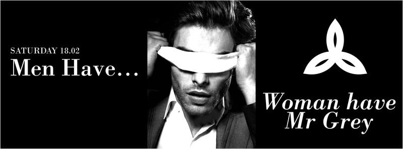 Flyer Men have ***, women have Mr. Grey!