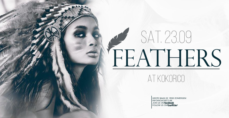 Flyer Feathers