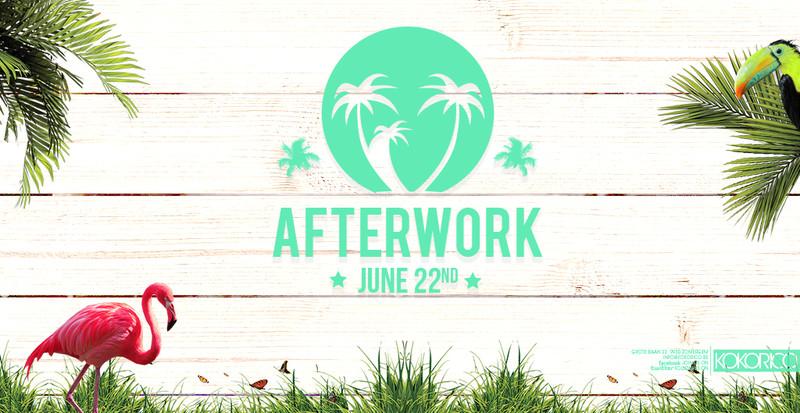 Flyer Afterwork