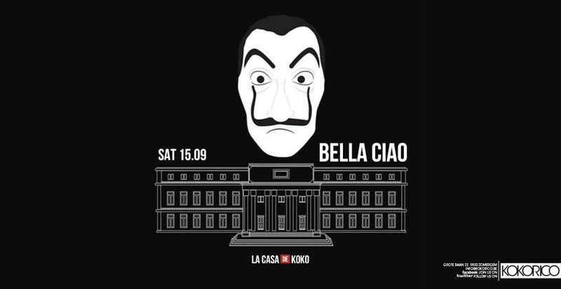 Flyer Bella Ciao