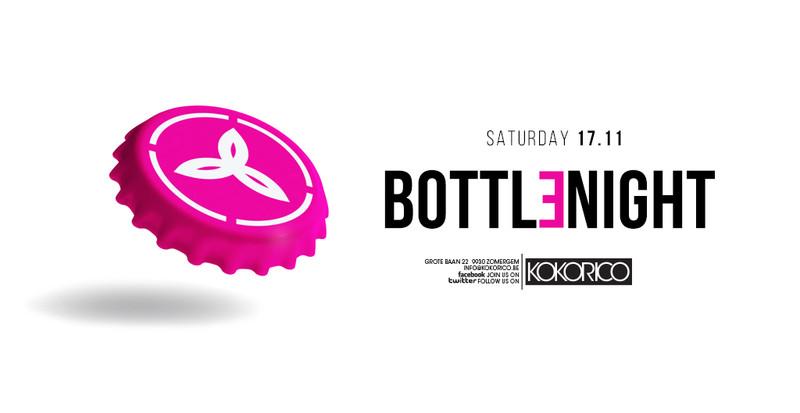 Flyer Bottle Night