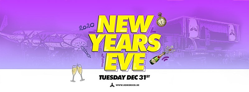 Flyer New Years Eve ★ Tue Dec 31st ★