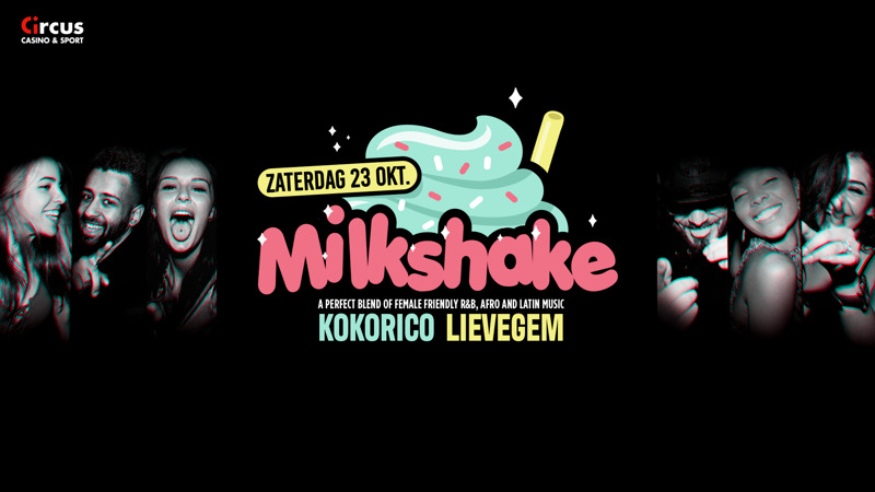 Flyer Milkshake