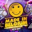 Affiche Made In Belgium Kick Off I 100% Retro House